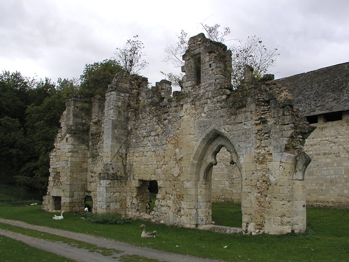 Abbaye de Mortemer HY 005