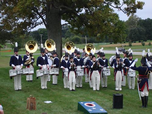 Militia Band Drumline