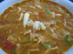 Spicy cabbage soup  - Shangzhi