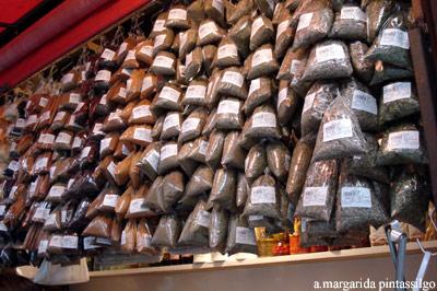Especiarias no Mercadão