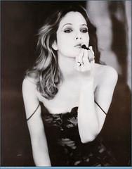 Drew Barrymore en la revista InStyle
