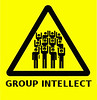 Warning sign from the future - group intellect