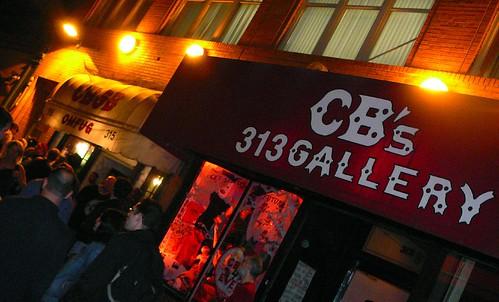 10-08 Agnostic Front @ CBGBs, NYC