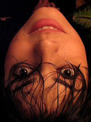 as an IRANIAN GIRL, our present situation seems upside down to me photo by HORIZON