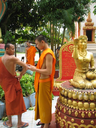 Monk and mobile