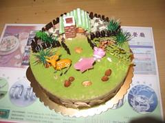 Amber's birthday cake