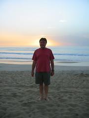 Rob on Crete