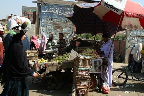 Street Market, Cairo