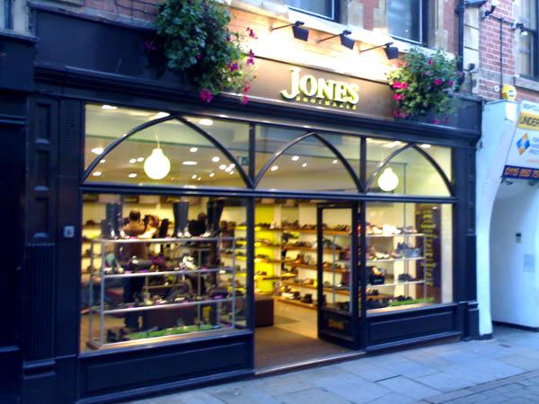 jones's boots