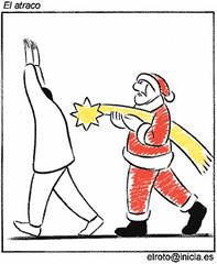 El roto y La Navidad