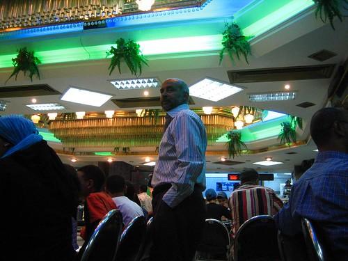 Inside Abou Tarek