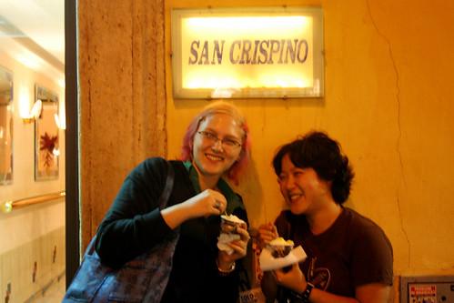 yay, we gots gelato!