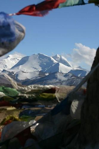Tong La pass, 5050m