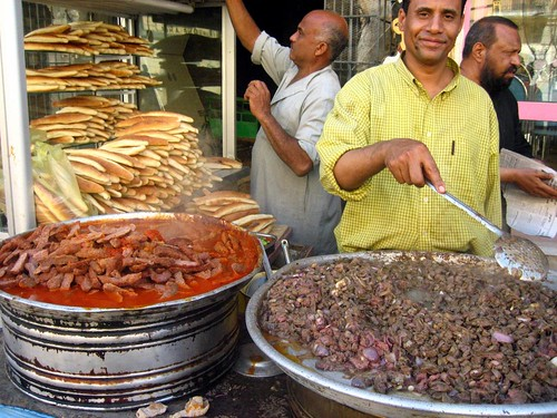 Streetfood in Luxor