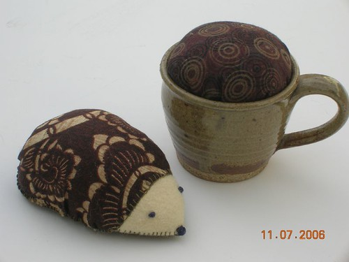 Pincushion Swap I
