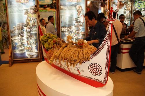 達悟族的獨木舟