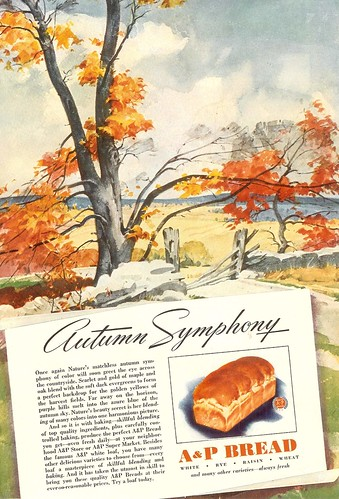 autumn symphony bread