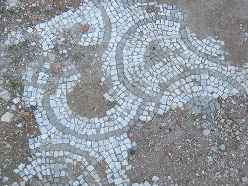 Mosaic term definition opus circumactum turkey for Mosaic painting meaning