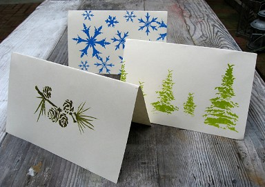 Diy Holiday Cards Design Sponge
