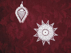 Thread Ornaments