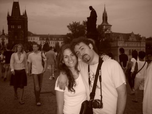Praga - Puente de Carlos