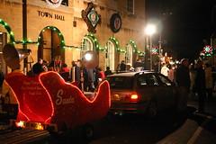 Santa's 'Sleigh'