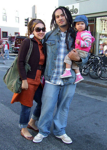 A Lower Haight family