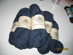 Black Abbey Yarn