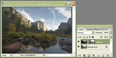 Photoshop HDR Tutorial using levels 4