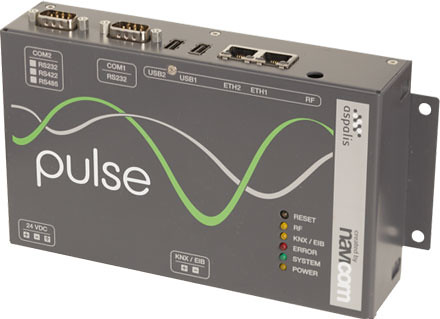 Pulse main 440