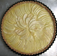 apple custard tart 2