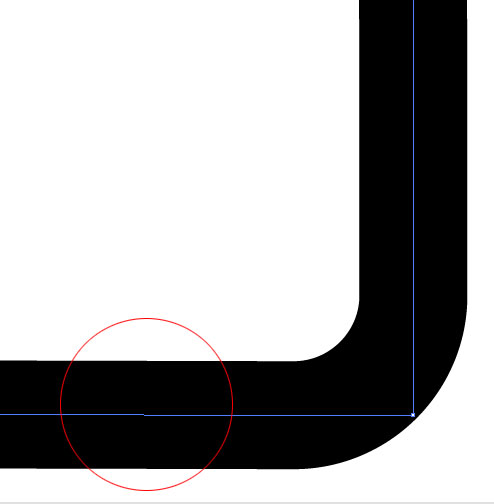 pfad linie gerade positionieren adobe illustrator. Black Bedroom Furniture Sets. Home Design Ideas