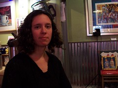 Katie At Highway 61 Coffeehouse