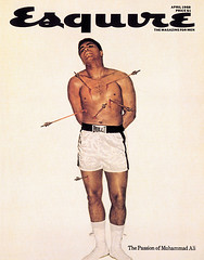 Esquire.Ali.St. Sebastian