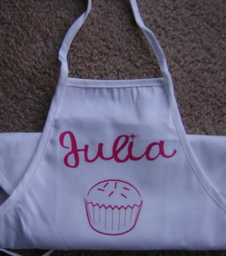 julia's apron