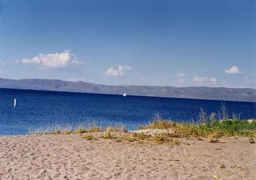 Joey's Lake Photo  •  2001(?)