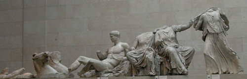 elgin marbles left