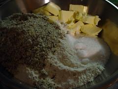 vanillekipferl / vanilla crescent chrismas cookies