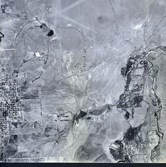1954 Carson City Aerial