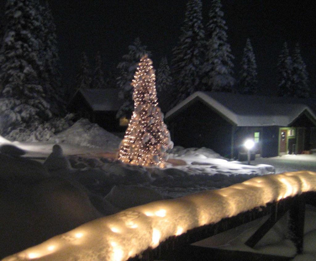 MeWis unterwegs: Weihnachten kommt näher
