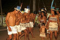 Indigenous near Pevas