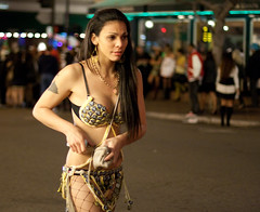 Warrior Woman photo by San Diego Shooter