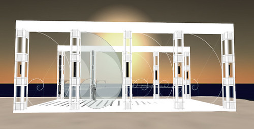 Reflexive Architecture Demo @ Dr. Dobbs Island