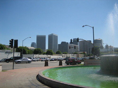 LA Downtown skyline?