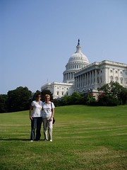 Jess & Judy at Capitol Hill