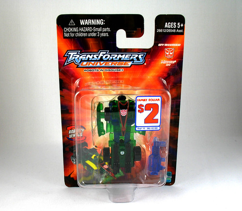 TFU Spychanger Mirage (Family Dollar