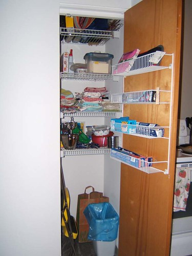 Pantry, after