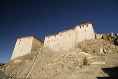 Dzong Fort, Gyantse