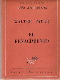 ElRenacimiento-WalterPater