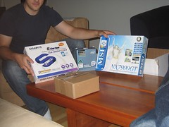 My new PC rig 2006